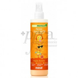NOSAPROTECT SPRAY TEA TREE SPRAY GRAPEFRUIT SCENT 250ML