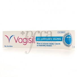 VAGINESIL MOISTURISING INTIMATE GEL 30 G