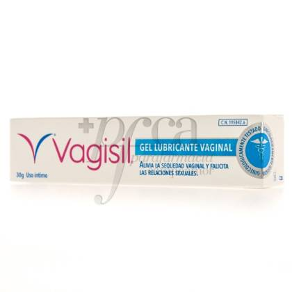 VAGINESIL GEL HIDRATANTE VAGINAL 30 GRAM