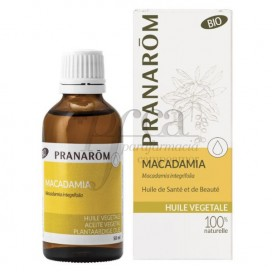 PRANAROM MACADAMIA PFLANZENÖL 50ML