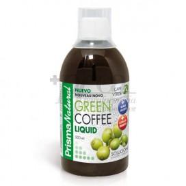 CAFE VERDE CON CETONAS LIQUIDO 500ML