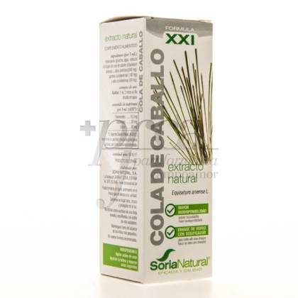 EXTRACTO NATURAL XXI COLA DE CABALLO 50ML