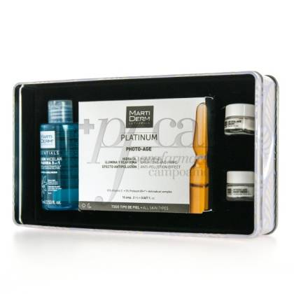 MARTIDERM PLATINUM PHOTO-AGE + REGALO PROMO