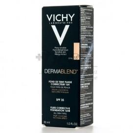 VICHY DERMABLEND FOUNDATION N 15