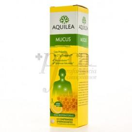 AQUILEA MUCUS 15 EFFERVESCENT TABLETS LEMON FLAVOUR