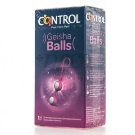 CONTROL GEISHA BALLS 1 EINHEIT