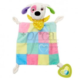 CHICCO CHARLIE THE BLANKET 0M+