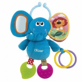 CHICCO ELEPHANT RATTLE FIRST ACTIVITIES 3M+