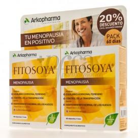 FITOSOYA MENOPAUSIA 2X 60 CAPS