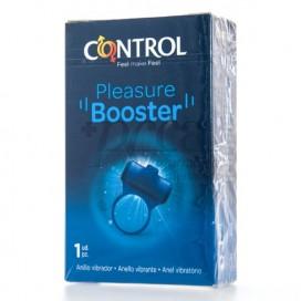 CONTROL PLEASURE ANILLO VIBRADOR BOOSTER 1 UD