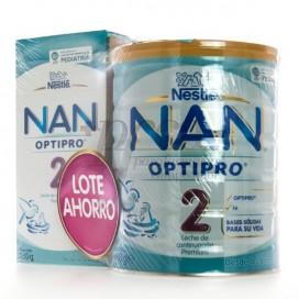 NAN 2 OPTIPRO 800+350 G PROMO