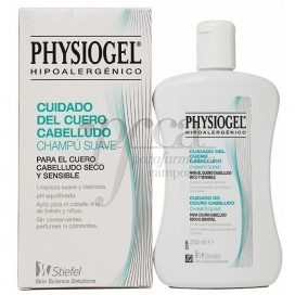 PHYSIOGEL CHAMPU SUAVE 250 ML
