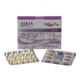 HIDROTELIAL ATRIA SKIN AGE 30 CAPS + 30 PERLAS