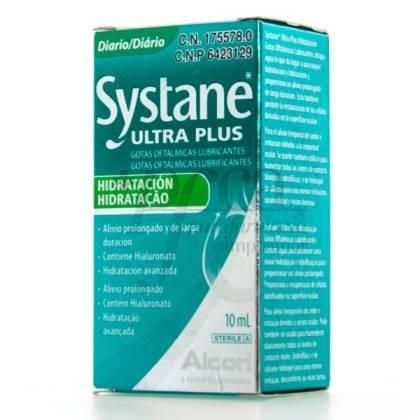 SYSTANE ULTRA PLUS  GOTAS OFTALMICAS 10ML