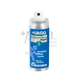 URGO HEALING SPRAY PLASTER 40 ML