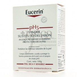 EUCERIN PH5 SYNDET SEIFE 100 G