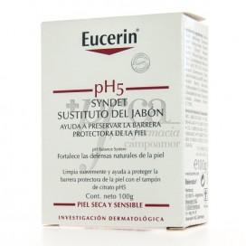 EUCERIN PH5 SYNDET SEIFE 100 G