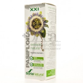FORMULA XXI SSIONFLOWER NATURAL EXTRACT 50 ML SORIA NATURAL