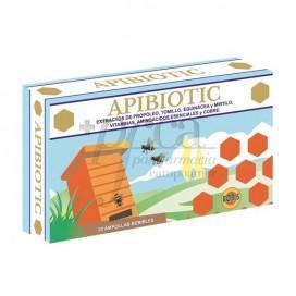 APIBIOTIC 20 AMPOLAS ROBIS