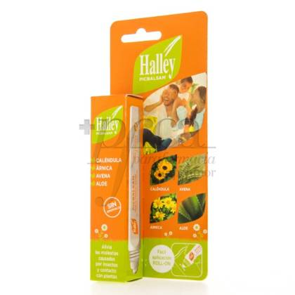 HALLEY PIC BALSAM