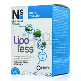NS LIPOLESS 90 COMPS
