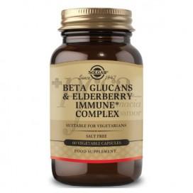 BETA GLUCANOS IMMUNE COMPLEX 60 CAPS