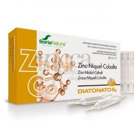 DIATONATO 5-2 ZN-NI-CO 28 AMPOLLAS DE 2ML