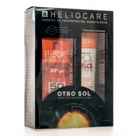 HELIOCARE ADVANCED XF GEL SPF50 + GIFT PROMO