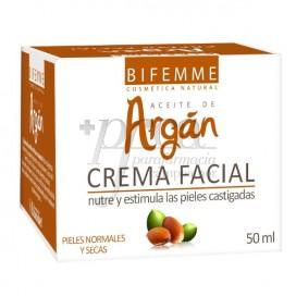 BIFEMME ARGAN CREMA FACIAL P/ SECA 50ML
