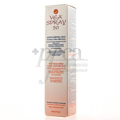 VEA SPRAY ACEITE CORPORAL SECO 50ML