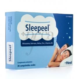 SLEEPEEL 30 COMPS HEEL