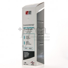 DANDRENE ACONDICIONADOR ANTICASPA GRASA 205ML
