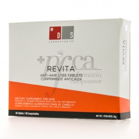 REVITA ANTICAIDA 30 COMPS