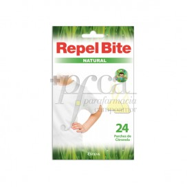 REPEL BITE NATURAL 24 PFLASTER MIT CITRONELLA