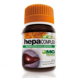 C-15 HEPA COMPLEX 60 COMPRIMIDOS MGDOSE