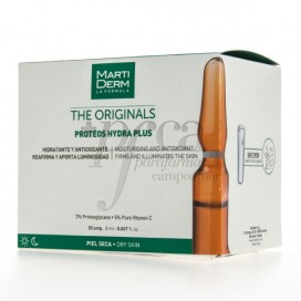 MARTIDERM PROTEOGLYCANS 30 AMPOULES OF 2ML