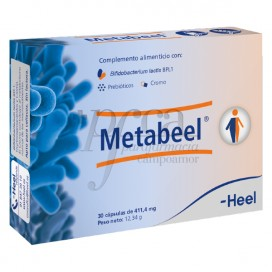 METABEEL 30 CÁPSULAS HEEL
