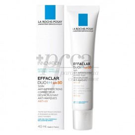 EFFACLAR DUO+ SPF30 40 ML