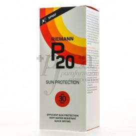 RIEMANN P20 SUNSCREEN SPRAY SPF30 200 ML