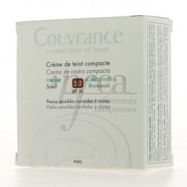 AVENE COUVRANCE CREME COMPACTA SPF30 MATTE 05 BRONZEADO