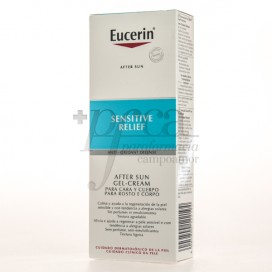 EUCERIN AFTER SUN GEL-CREMA CUERPO Y CARA 150ML