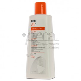 LETI AT4 SHAMPOO ATOPISCHE HAUT 250 ML