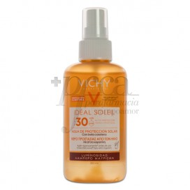 IDEAL SOLEIL SPF30 AGUA LUMINOSIDAD 200ML