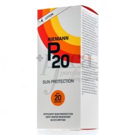 RIEMANN P20 SPF20 LOCION 200ML