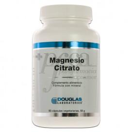 MAGNESIO CITRATO 90 CAPSULES DOUGLAS