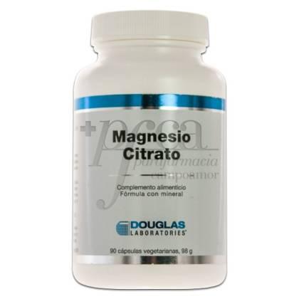 MAGNÉSIO CITRATO 90 CÁPSULAS DOUGLAS