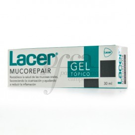 LACER MUCOREPAIR GEL TÓPICO 30 ML