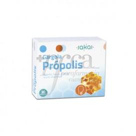GARGOLA PROPOLIS 30 COMPS MASTICABLES