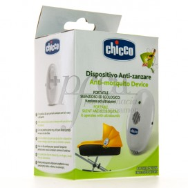 CHICCO DISPOSITIVO ANTI-MOSQUITOS PORTATIL
