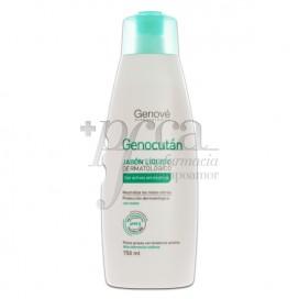 GENOCUTAN DERMATOLOGIC LIQUID SOAP 750ML